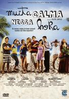 Muita Calma Nessa Hora - Brazilian DVD cover (xs thumbnail)