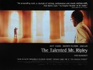 The Talented Mr. Ripley - British Movie Poster (xs thumbnail)