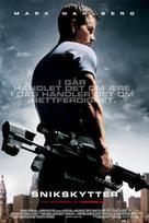 Shooter - Norwegian Movie Poster (xs thumbnail)