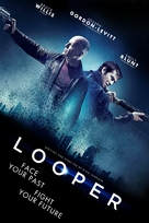 Looper - Swedish DVD movie cover (xs thumbnail)