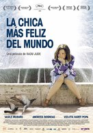 Cea mai fericita fata din lume - Spanish Movie Poster (xs thumbnail)