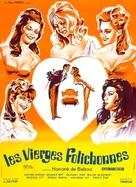 Komm, liebe Maid und mache - French Movie Poster (xs thumbnail)