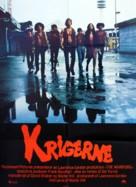 The Warriors - Danish Movie Poster (xs thumbnail)