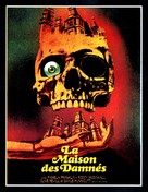 The Legend of Hell House - French Movie Poster (xs thumbnail)