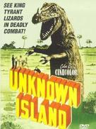 Unknown Island - DVD movie cover (xs thumbnail)