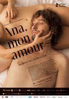 Ana, mon amour - Romanian Movie Poster (xs thumbnail)