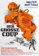 Charley Varrick - German Movie Poster (xs thumbnail)