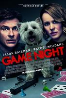 Game Night - South African Movie Poster (xs thumbnail)