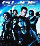 G.I. Joe: The Rise of Cobra - French Blu-Ray movie cover (xs thumbnail)