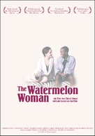 The Watermelon Woman - German Movie Poster (xs thumbnail)