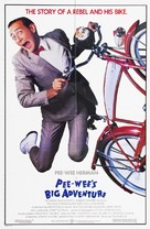 Pee-wee's Big Adventure - Movie Poster (xs thumbnail)