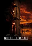 Open Range - Ukrainian Movie Cover (xs thumbnail)
