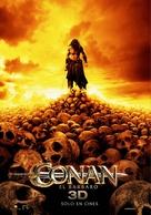 Conan the Barbarian - Argentinian Movie Poster (xs thumbnail)