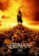 Conan the Barbarian - Argentinian Movie Poster (xs thumbnail)