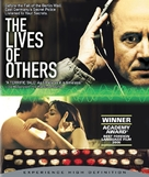Das Leben der Anderen - Blu-Ray cover (xs thumbnail)