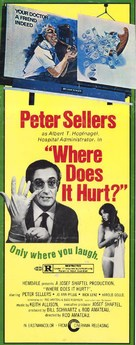 Where Does It Hurt? - Movie Poster (xs thumbnail)