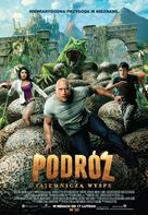 Journey 2: The Mysterious Island - Polish Movie Poster (xs thumbnail)
