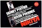 Little Nikita - German Movie Poster (xs thumbnail)