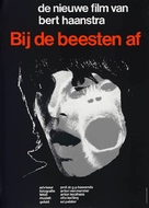 Bij de beesten af - Dutch Movie Poster (xs thumbnail)