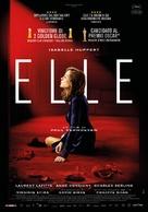 Elle - Italian Movie Poster (xs thumbnail)