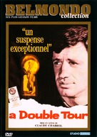 À double tour - French Movie Cover (xs thumbnail)