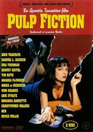 Pulp Fiction - Swedish Movie Cover (xs thumbnail)