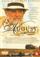 August - Dutch Movie Cover (xs thumbnail)