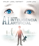 Artificial Intelligence: AI - Brazilian Movie Cover (xs thumbnail)