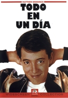 Ferris Bueller's Day Off - Spanish DVD cover (xs thumbnail)