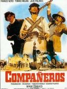 Vamos a matar, compañeros - French Movie Poster (xs thumbnail)