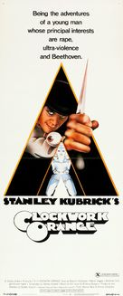 A Clockwork Orange - Theatrical poster (xs thumbnail)