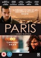 Paris - British DVD movie cover (xs thumbnail)