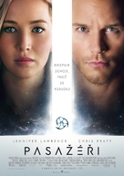 Passengers - Czech Movie Poster (xs thumbnail)