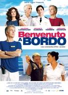 Bienvenue à Bord - Italian Movie Poster (xs thumbnail)