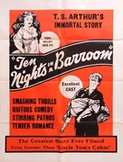 Ten Nights in a Barroom - Movie Poster (xs thumbnail)