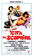 L'amante tutta da scoprire - Italian Movie Poster (xs thumbnail)