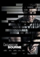 The Bourne Legacy - Spanish Movie Poster (xs thumbnail)