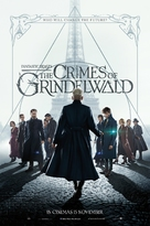 Fantastic Beasts: The Crimes of Grindelwald - Malaysian Movie Poster (xs thumbnail)