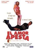 Love Stinks - Spanish poster (xs thumbnail)