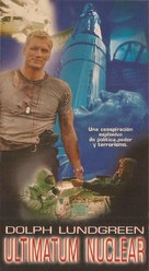 The Peacekeeper - Argentinian Movie Cover (xs thumbnail)