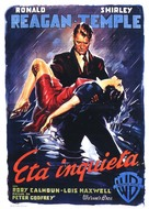 That Hagen Girl - Italian Movie Poster (xs thumbnail)