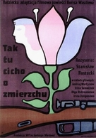 A zori zdes tikhie - Polish Movie Poster (xs thumbnail)
