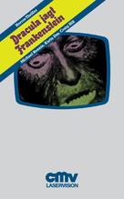 Los monstruos del terror - German DVD cover (xs thumbnail)