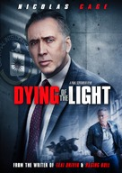 The Dying of the Light - Canadian DVD movie cover (xs thumbnail)