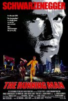The Running Man - Movie Poster (xs thumbnail)