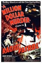 Radio Patrol - Movie Poster (xs thumbnail)