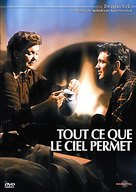 All That Heaven Allows - French DVD cover (xs thumbnail)