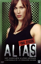 """Alias"" - Dutch DVD movie cover (xs thumbnail)"