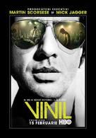 """Vinyl"" - Romanian Movie Poster (xs thumbnail)"