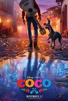 Coco - Movie Poster (xs thumbnail)